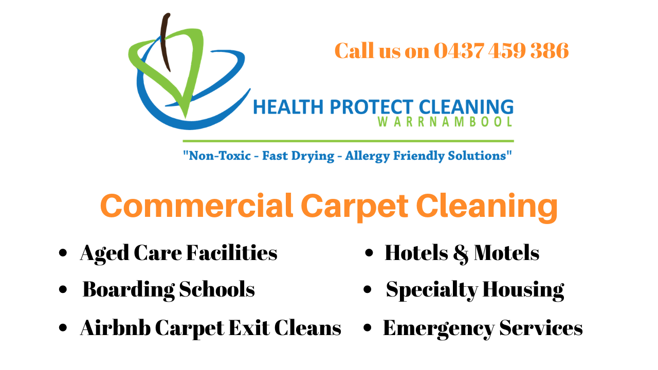 Commercial Carpet & Mattress Cleaning Warrnambool